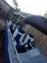 vendo lancha 40hp
