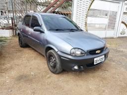 Sem Entrada! 2001 Corsa Sedan / Vidro elétrico