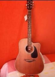 Violão Folk Semi Profissional Hofma HMF250/ stnt250