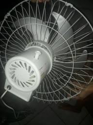 Ventilador tufão de parede 6 pás