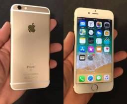 Vendo iPhone 6s Dourado 16gb