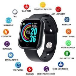 Smartwatch D20 Bom Bonito e Barato