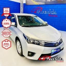 Toyota corolla gli Automatico 2017