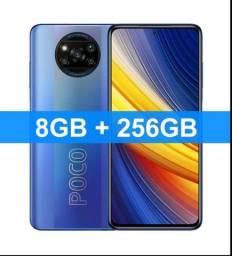 Xiaomi Poco X3 Pro 256GB/8 GB RAM - Azul ou Preto