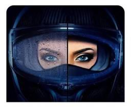 Película anti respingo para viseira de capacete