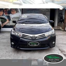 Toyota Corolla  2.0 2014/2015 Preto Completo