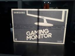 Monitor Gamer Samsung Led 24pol Full Hd Hdmi Vga - Samsung