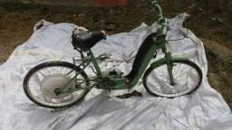 Bicicleta  elétrica. Sem as baterias  R $210.