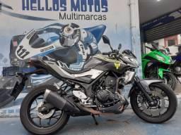 Yamaha mt 03 2018 aceito cartão 24 x 1.5% Am aceito moto Fin 48 x