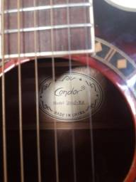 Título do anúncio: Violão condor