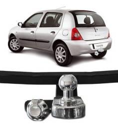 Engate Reboque Rabicho Renault Clio Hatch 99 A 13