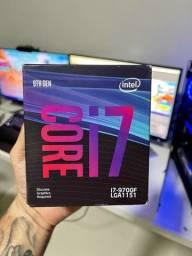 Processador Intel i7 7900KF + Placa Mãe B360 M Gaming Asus Tuf