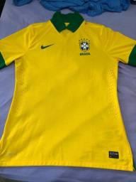 Camisa seleção brasileira 2013 Jogador
