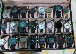 Relógios de vários Modelos