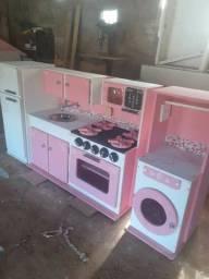 Cozinha infantil grande