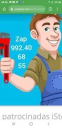 Encanador eletricista pedreiro