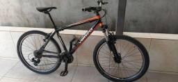 Bike aro 26 com grupo  Shimano