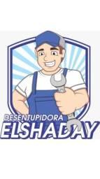 Desentupidora El Shaday 24 hs , 3373-2399 Claro * Vivo *