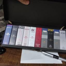 Perfumes Amakha, Dolce Gabbana, Carolina Herrera, 212 sexy, Ferrari Black...