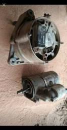 Motor de partida e alternador santana quadrado