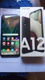 Vendo galaxy A12 64Gb 4 de ram