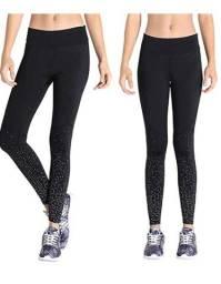 Fantástica Calça Fashion para Confortável Leggings para Ioga, Corrida, Treino