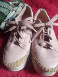 Sapato Dakota uma vez usado 80 reais número 37 cel *