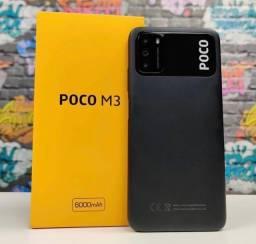 Celular Xiaomi Poco M3 - 4GB Ram 128GB Rom - Dual Chip