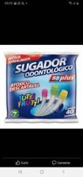 Sugador dental pct c/40 und 6,50