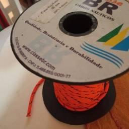 Vendo cabos de poliéster e espectra de 12, 8 e 4 mm