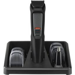 Barbeador Elétrico De Pelos Multigroom com 6 Acessórios - Philips Lacrado