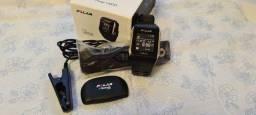Relógio Polar V800 (com GPS Integrado) e Monitor cardíaco H1