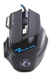 Mouse Gamer X7 Para Jogos 7 Botões Led 3200dpi - Loja Natan Abreu