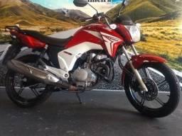 Honda cg titan 150 financiamos até 100%