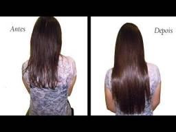 Fluído faz crescer cabelo