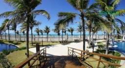 Apartamento com 3 dormitórios à venda, 115 m² por R$ 1.270.000,00 - Porto das Dunas - Aqui