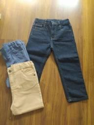Calça jeans 3 anos