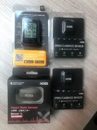 GPS XOSS G+ ciclocomputador bike, cinta e sensores