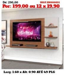 Grande Promoção em Maringa- Painel de televisão até 49 Plg Lindissimo-Embalado