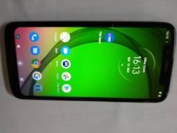Moto G7 play funcionando tudo ok