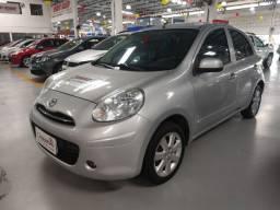 Nissan March S 1.6   De 31.900 por R$ 28.900   Imperdível