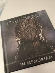 Game of Thrones In Memorian - Capa Dura