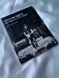 DVD John Mayer - Where The Light Is: John Mayer Live in Los Angeles