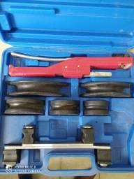 Curvador tubos cobre / aluminio