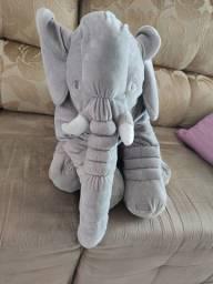 Elefante pelúcia marca BUBA ORIGINAL