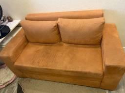 Vendo lindo sofá cama - IMPECAVEL