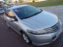 Honda City LX 1.5 Flex automático 2011