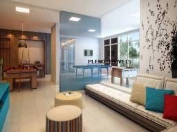 Apartamento à venda com 2 dormitórios em Taquaral, Campinas cod:AP002353