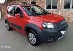 Fiat Uno Way 2012 ** Completo. 1.4. ** Único dono.  Financia Parcela