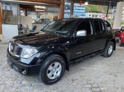 Nissan- Frontier SEL 2.5 4x4 Diesel  Aut. 2008 + IPVA 2021 pago